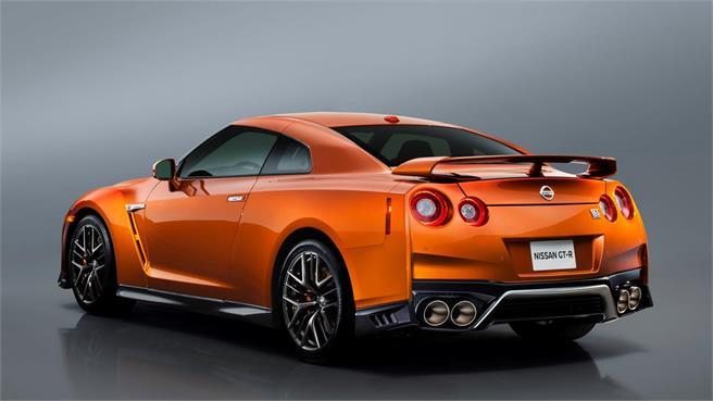 Nissan GT-R 2017: Todavía más potente