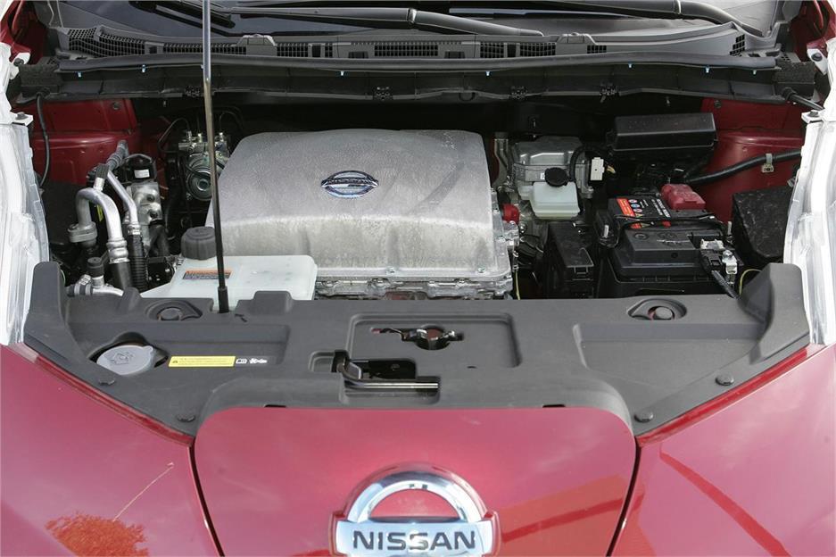 Nissan Leaf Tekna