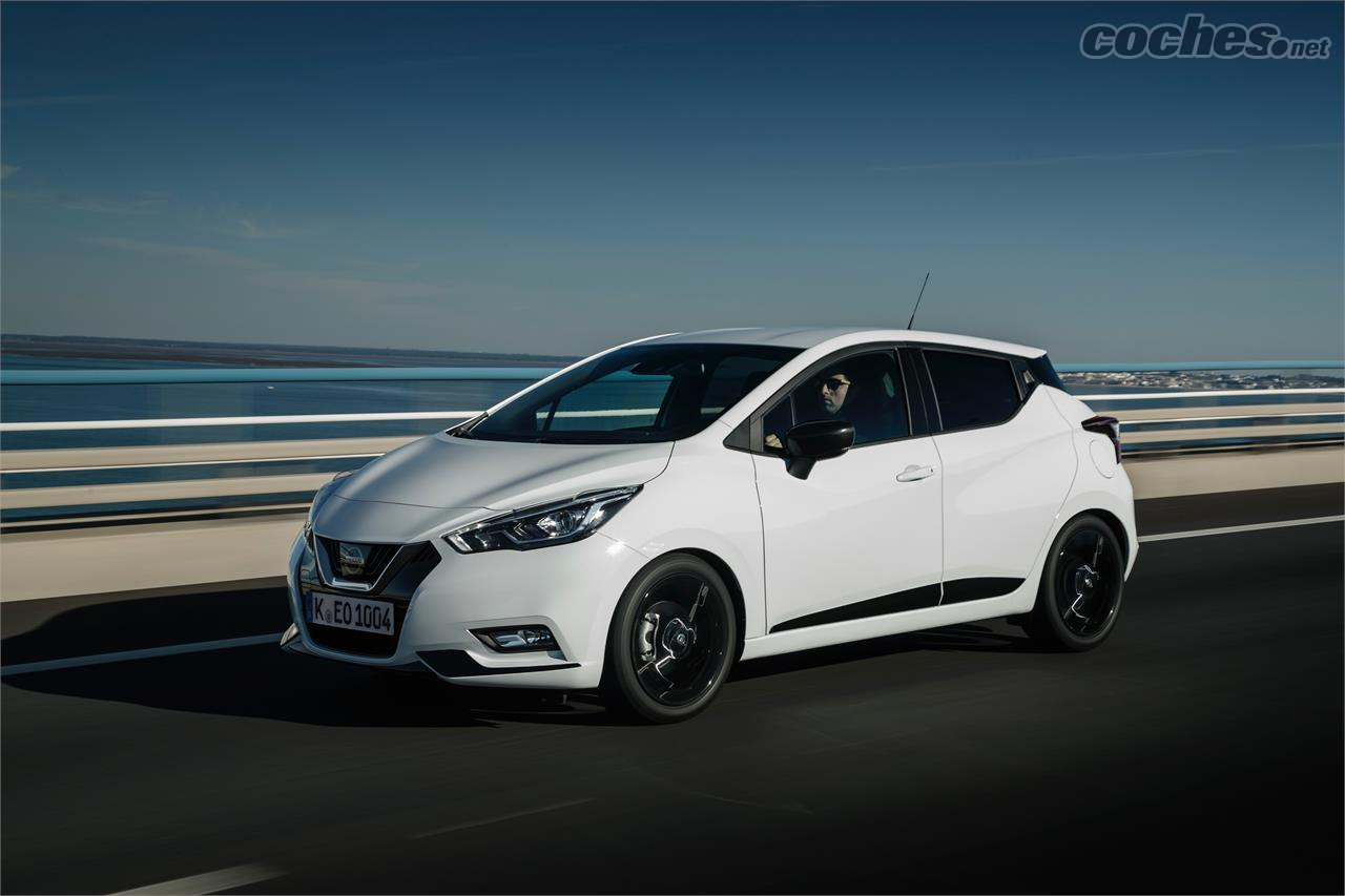 Nissan micra motor