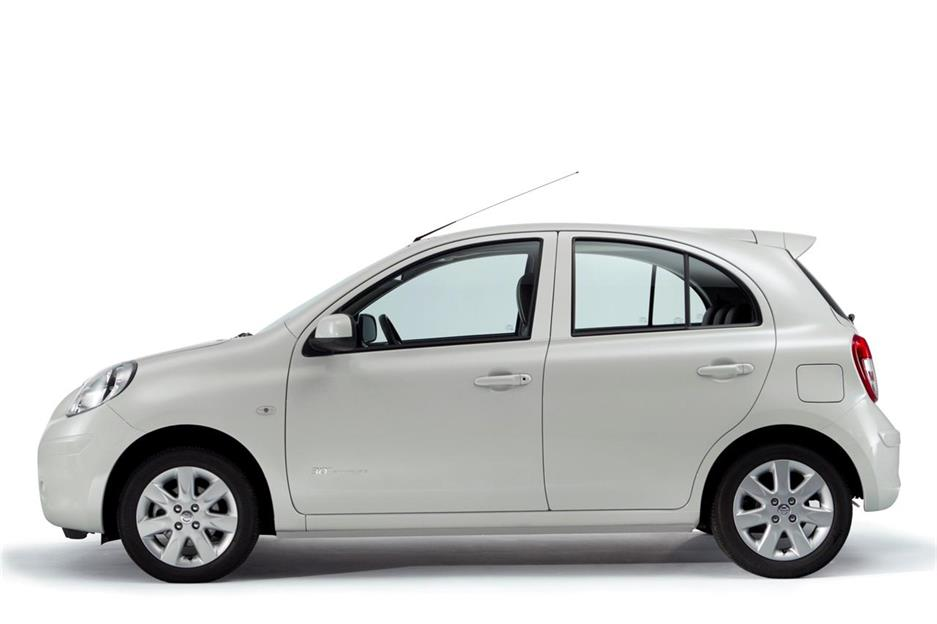 Nissan Micra 30 Aniversario