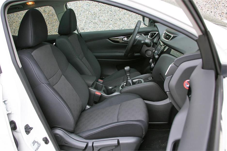 Nissan Qashqai 1.6 i DIGT 360 4x2