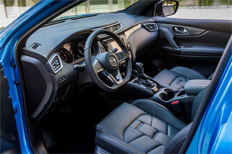 Nissan Qashqai y X-Trail 2017