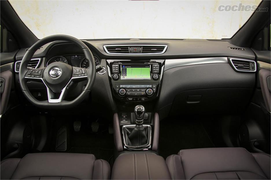 Nissan Qashqai 1,6 dCi 130 CV
