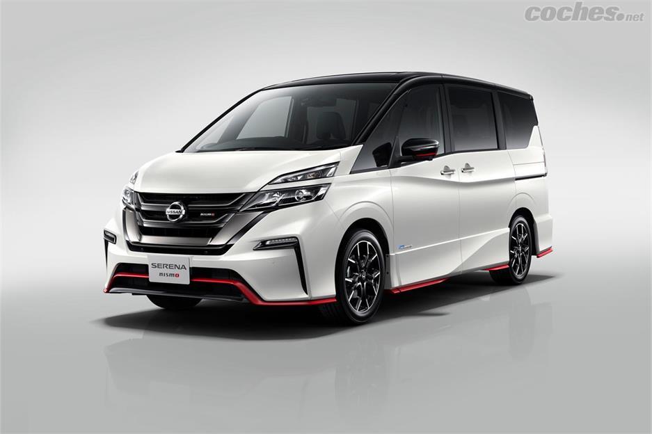 Nissan Leaf y Serena Nismo