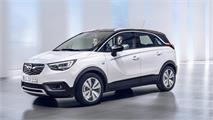 Opel Crossland X: Un crossover para jubilar al Meriva