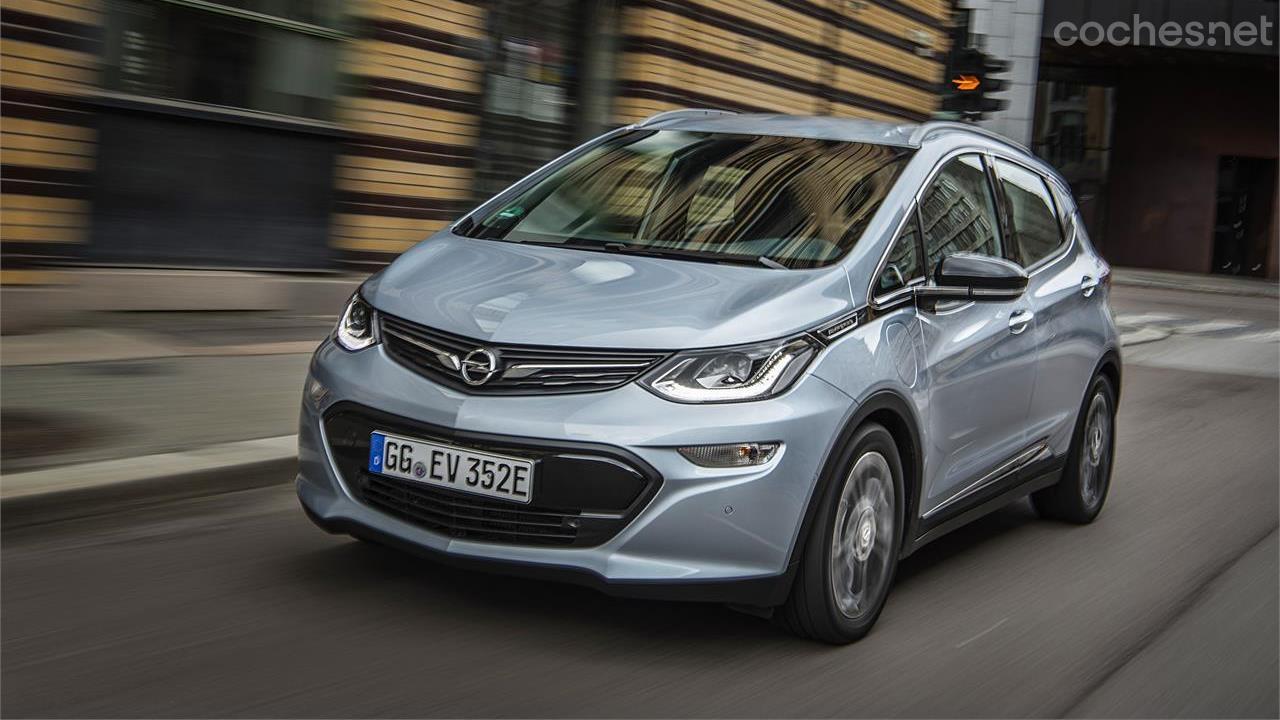 El Opel Ampera-e, casi descartado