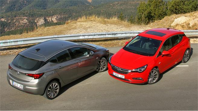 Opel Astra 1.4 Turbo y 1.6 CDTi