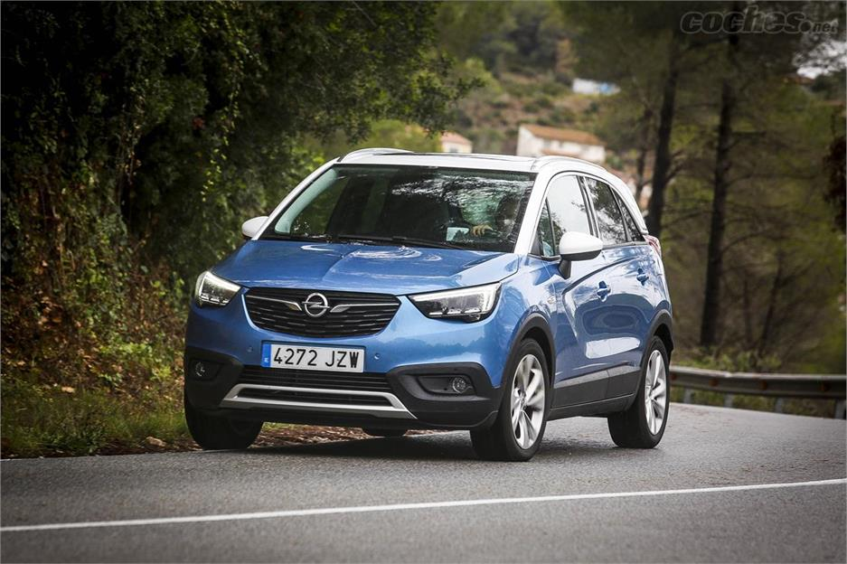 opel crossland x 1 2 t 130 cv ultimate estilo y funcionalidad noticias. Black Bedroom Furniture Sets. Home Design Ideas
