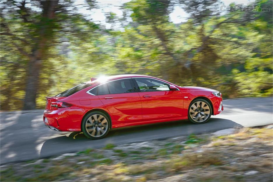 Opel Insignia Grand Sport GSi