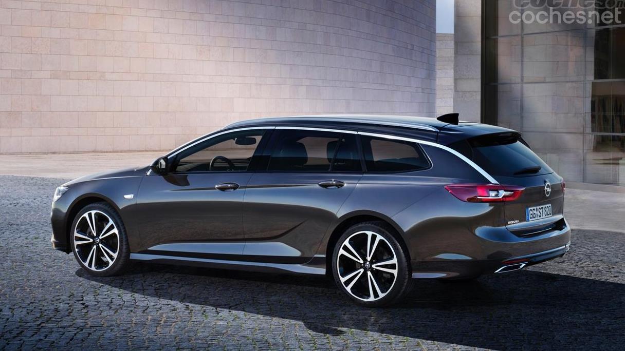 2020 New Opel Insignia Reviews