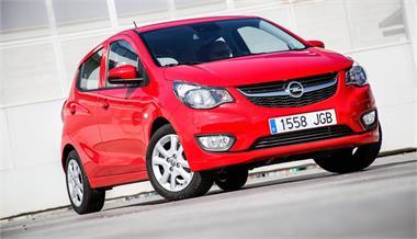 Opel Karl 1.0 Selective: Mini-monovolumen