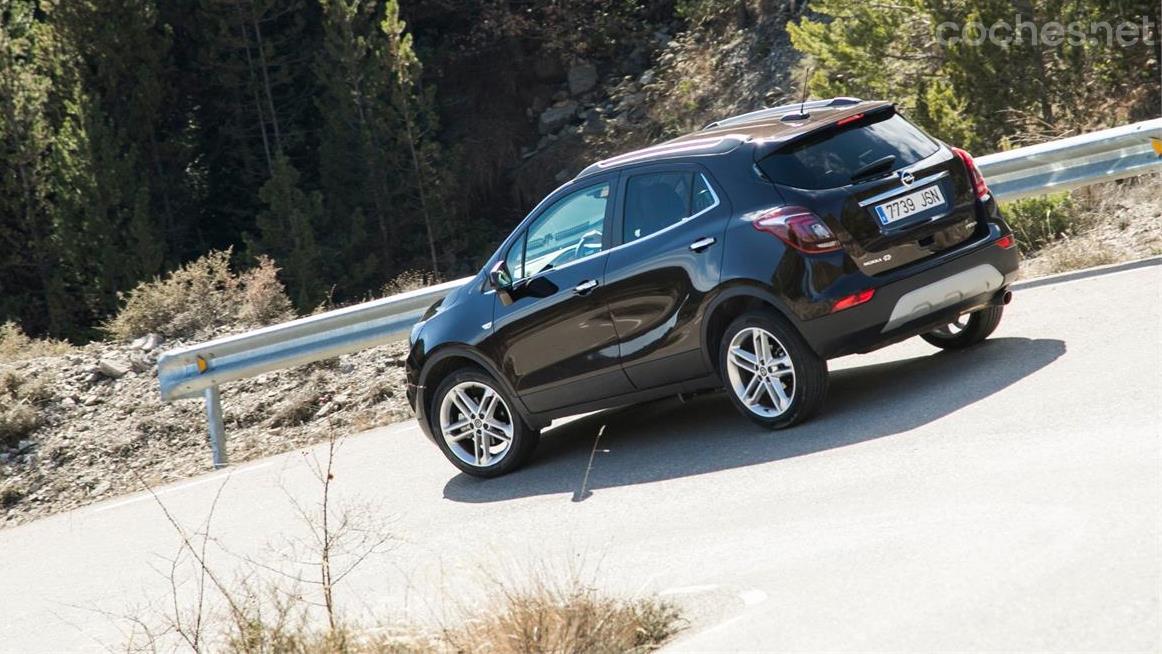 Opel Mokka X 1.4 Turbo 4x4: Videoprueba