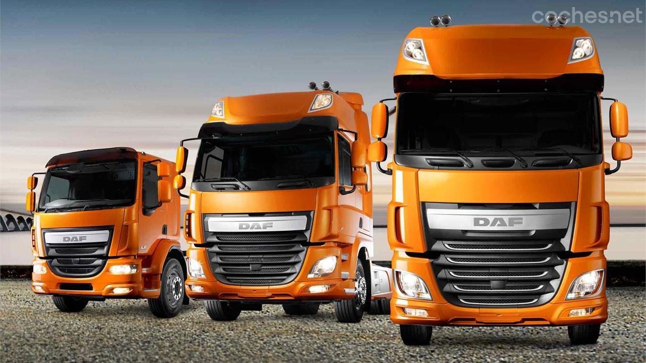 DAF XF Euro 6 Low Deck