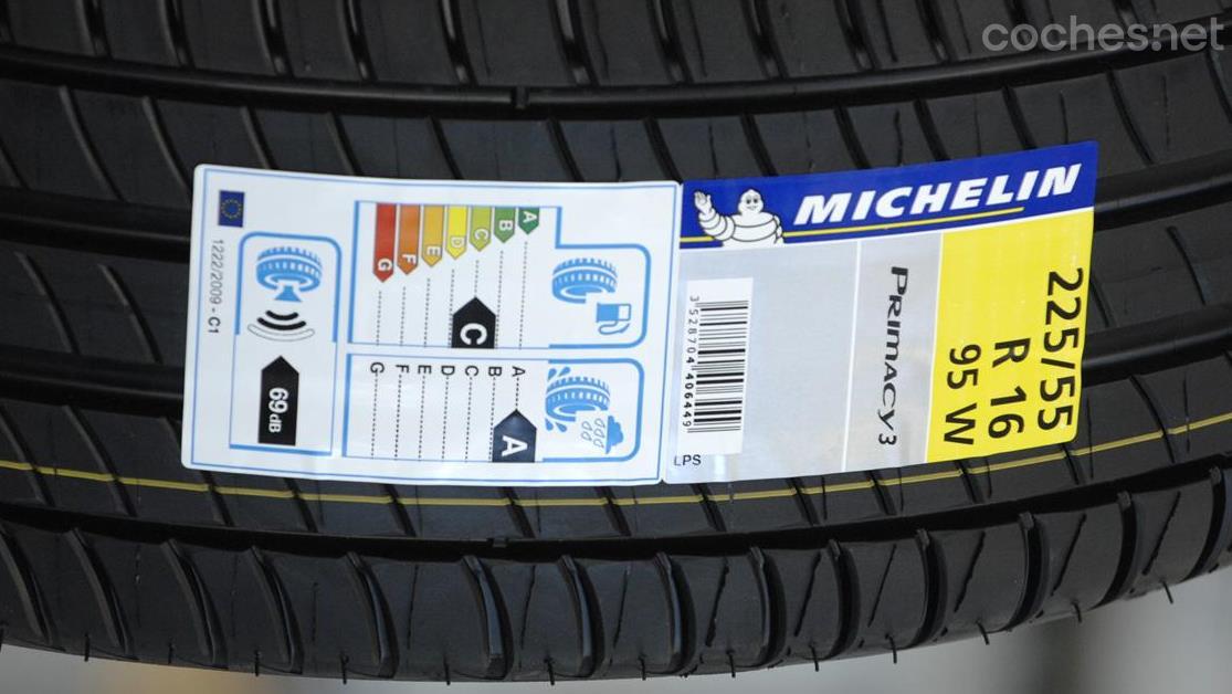 Significado de la siglas de los neumáticos