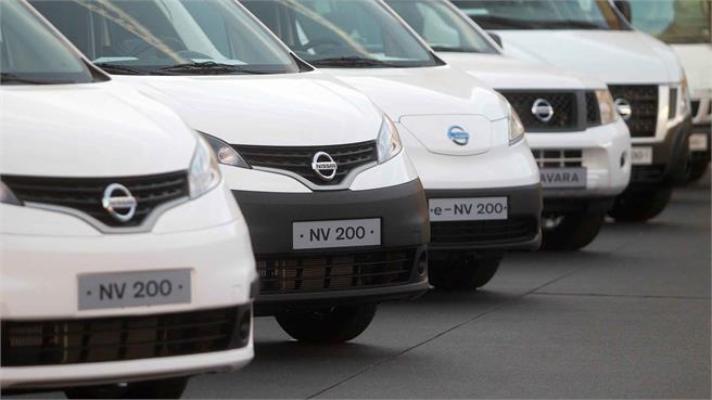 Al alza el mercado de vehículos comerciales ligeros en España