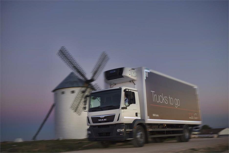 MAN Trucks to go en España