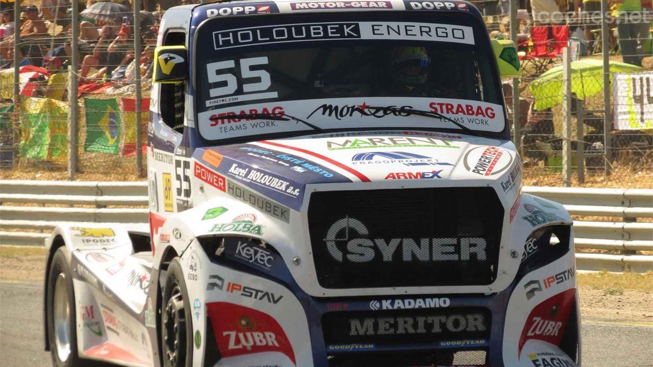 El GP Camión del Jarama cumple 30 años