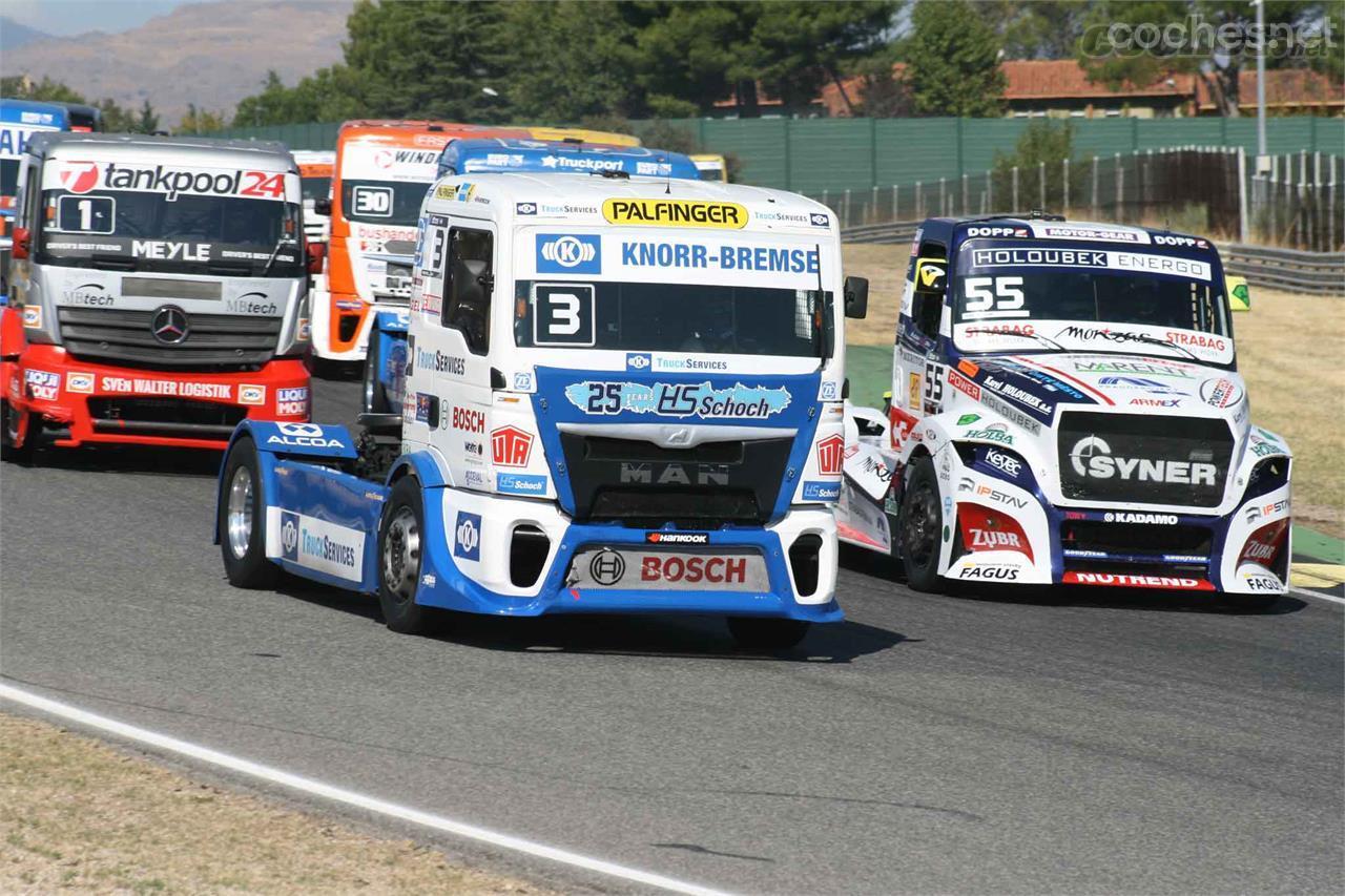El GP Camión del Jarama cumple 30 años - foto 1