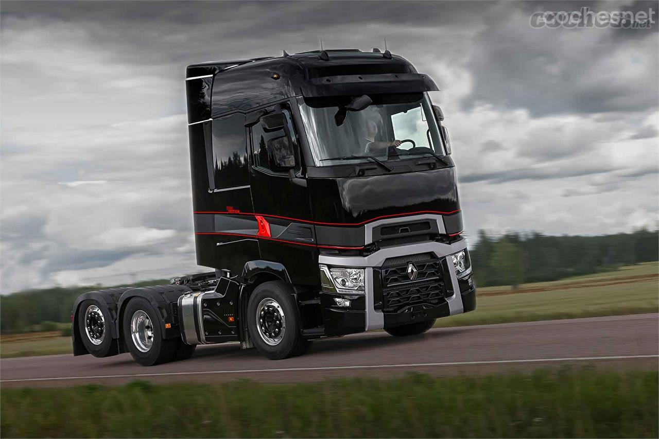 Serie limitada de Renault Trucks - foto 1