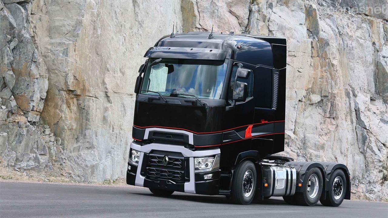 Serie limitada de Renault Trucks