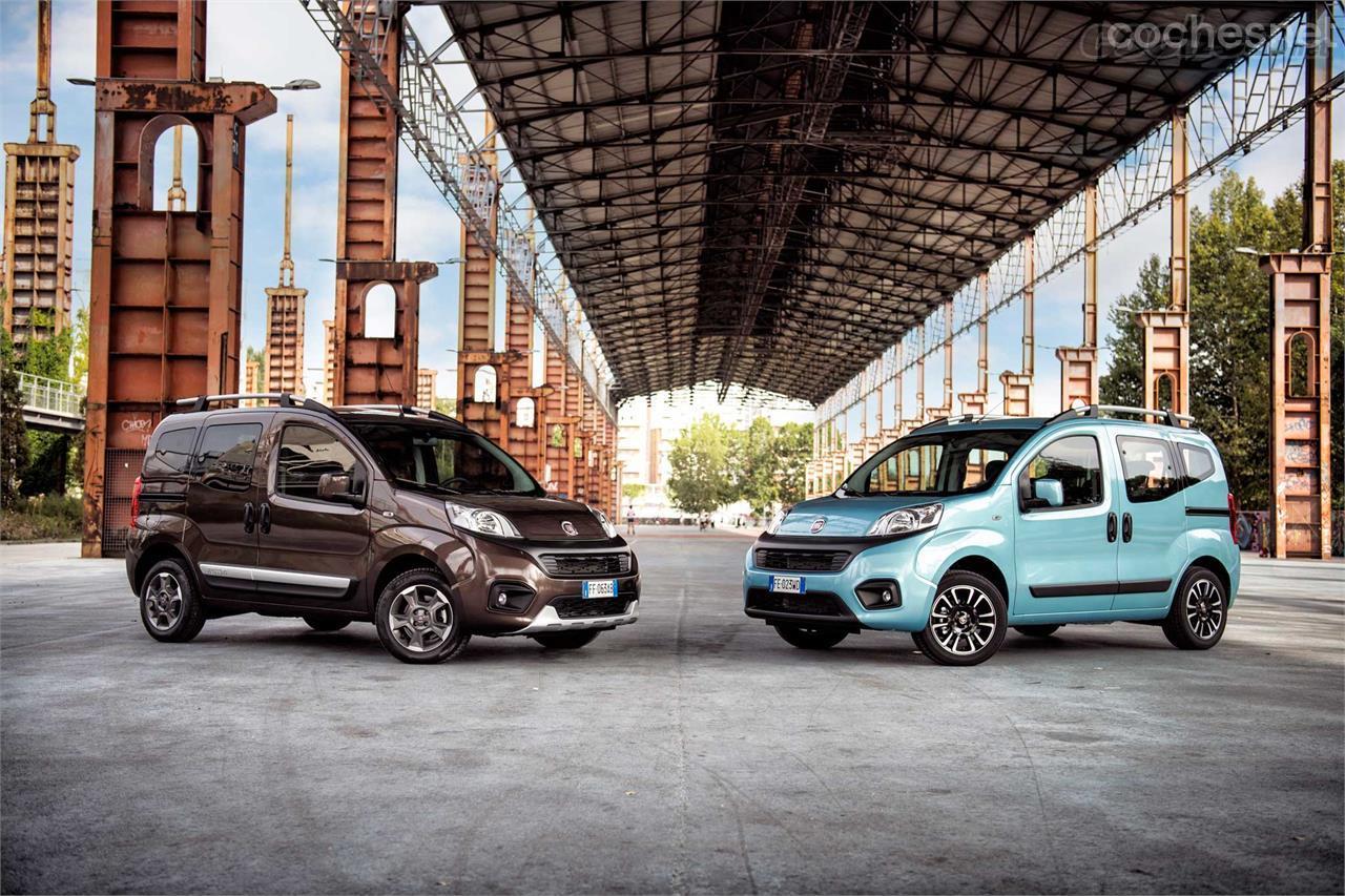 Fiat Qubo: maniobrable y original - foto 1