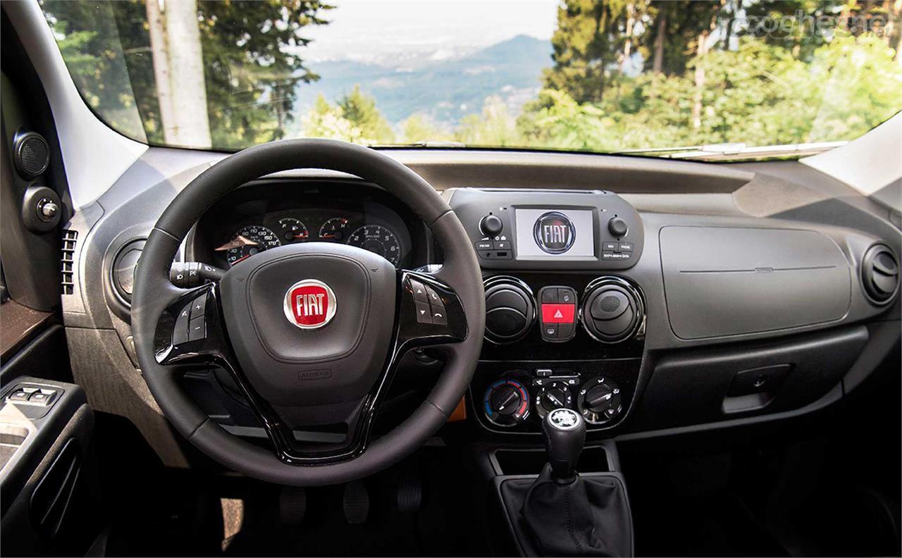 Fiat Qubo: maniobrable y original - foto 2