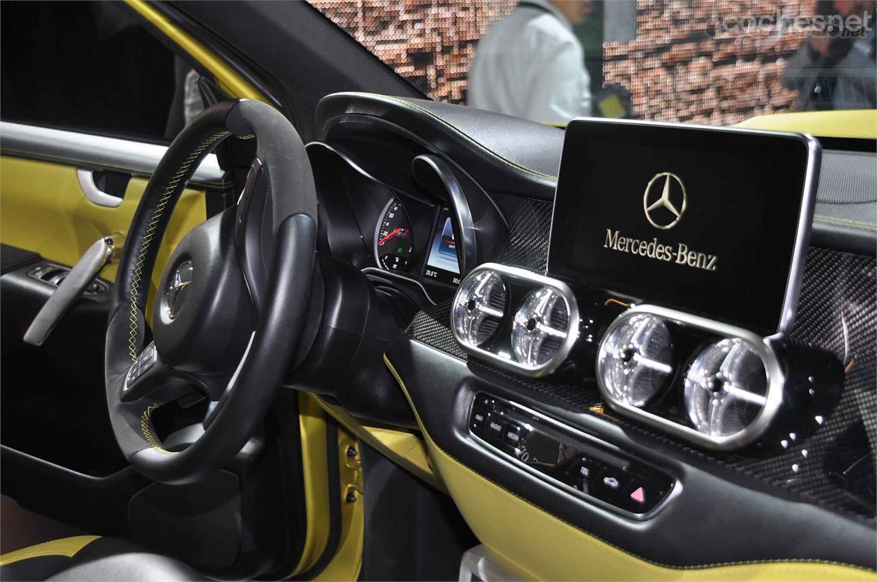 Así será el Clase X de Mercedes Benz - foto 19