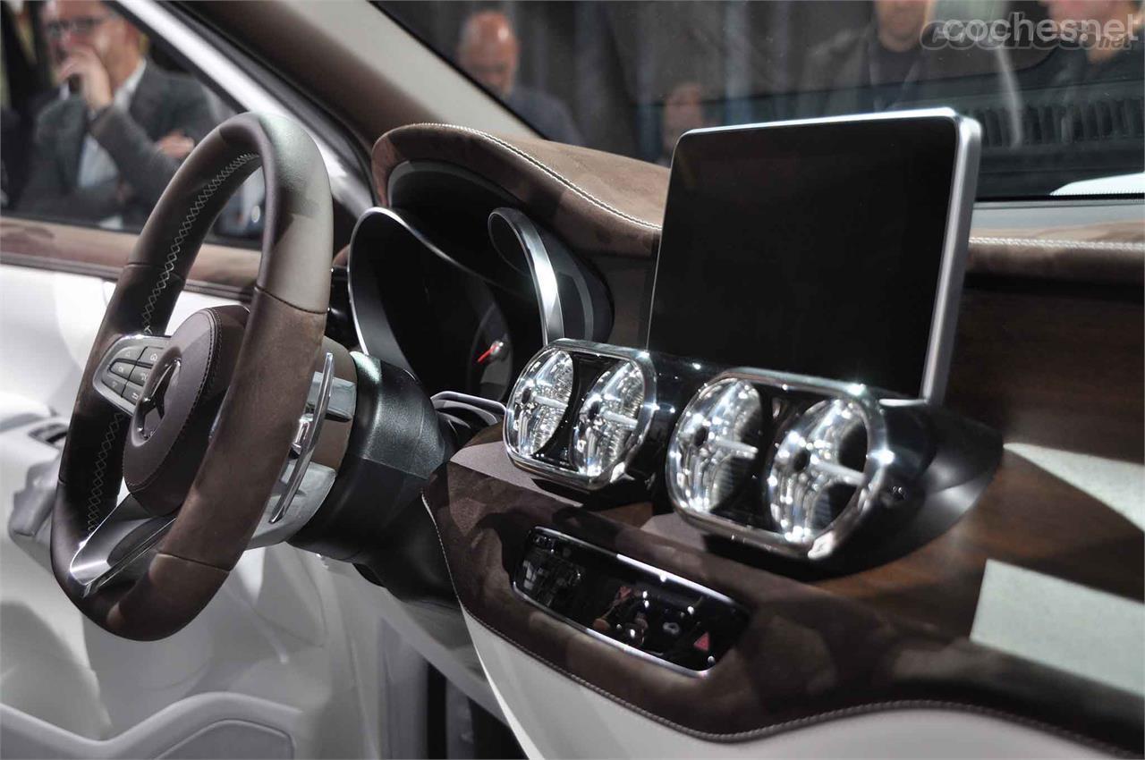 Así será el Clase X de Mercedes Benz - foto 30