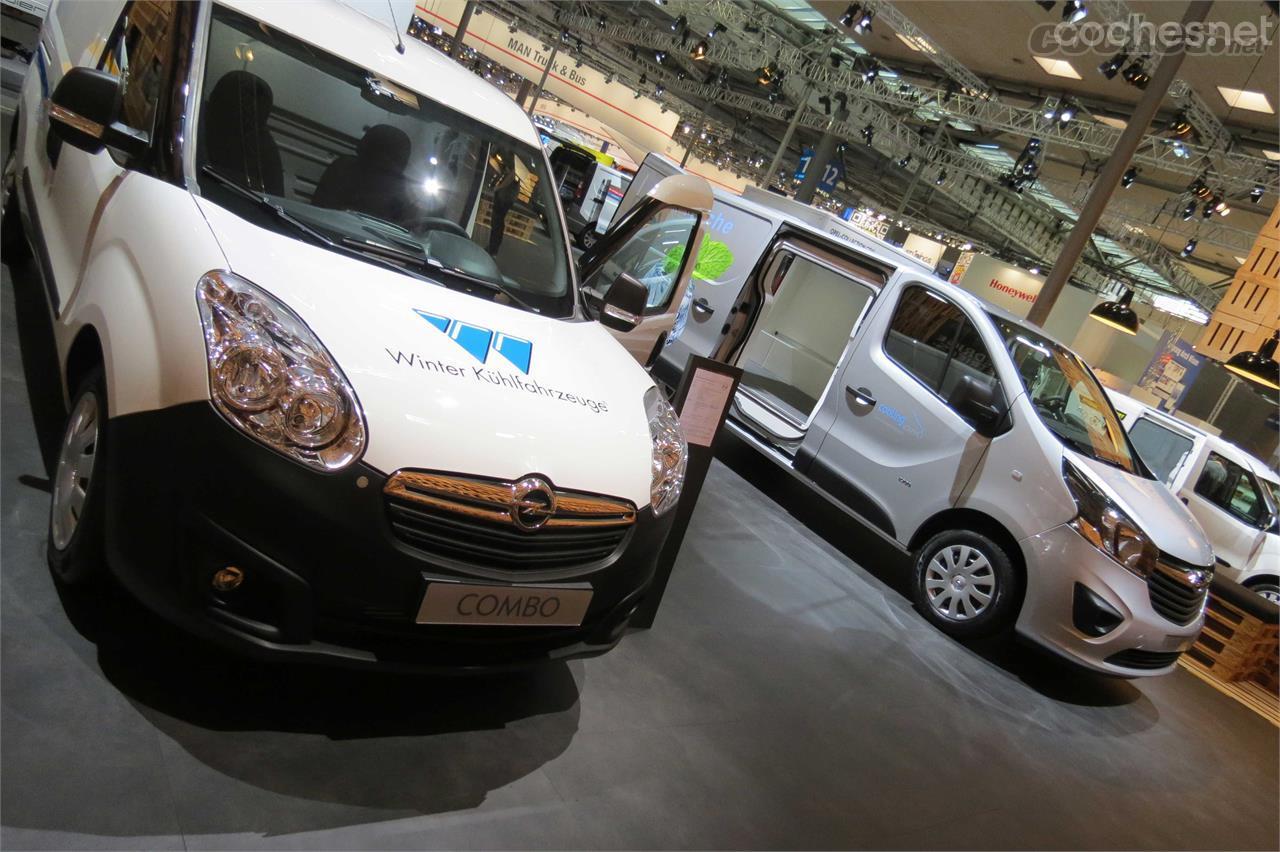 Gama vehículos comerciales Opel - foto 3