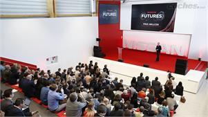 Nissan Futures: Camino al coche eléctrico y autónomo