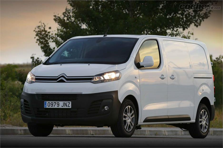El Citroën Jumpy en MercaMadrid