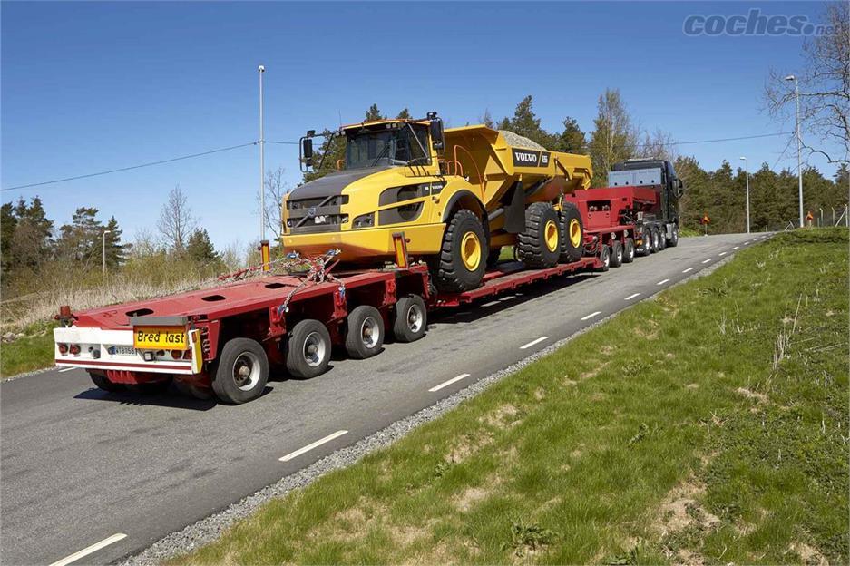 El Super Volvo FH16 750 8x4