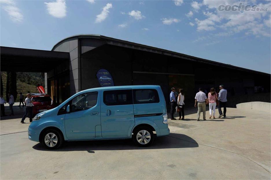 Nissan con el transporte cero emisiones