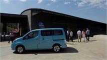 """Nissan con el transporte """"cero emisiones"""""""