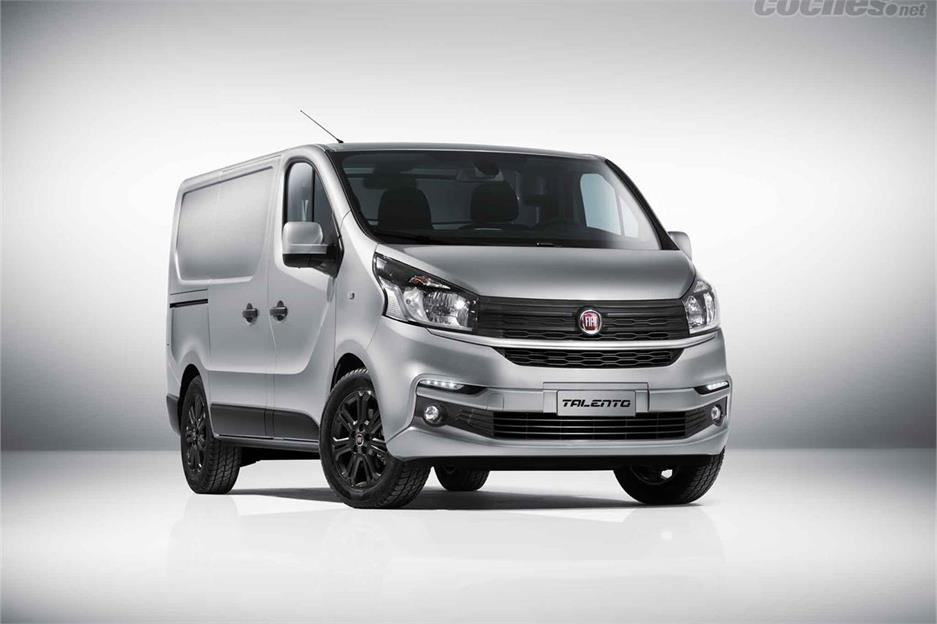 Comerciales Fiat Profesional 2016