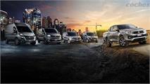 Gama de comerciales Fiat Profesional 2016