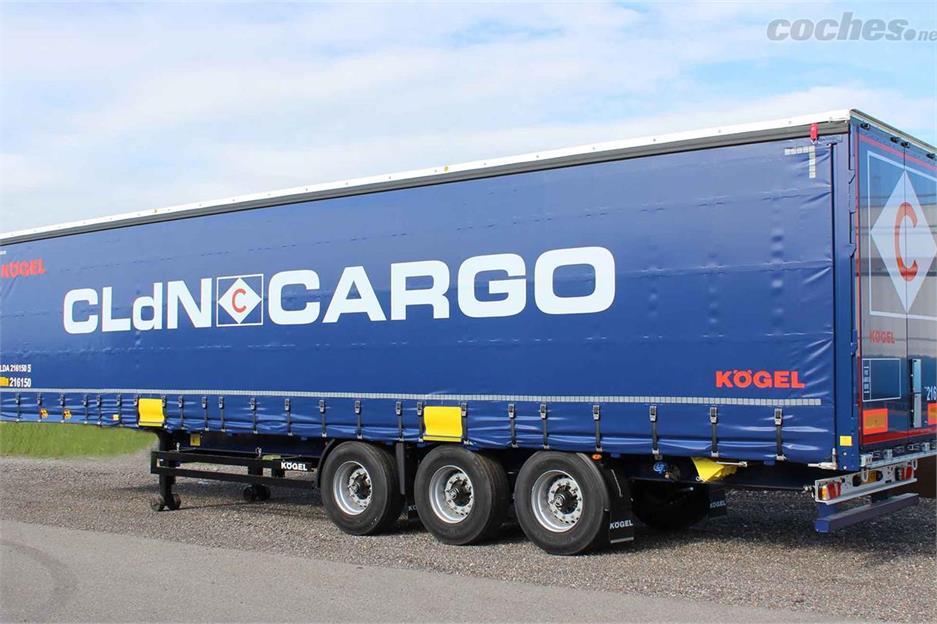 Kögel y el Cargo Rail