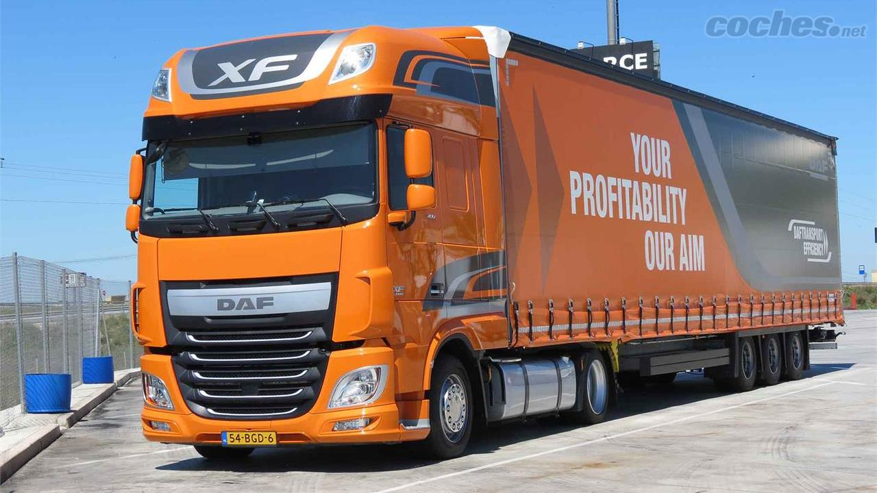 DAF XF Low Deck 460