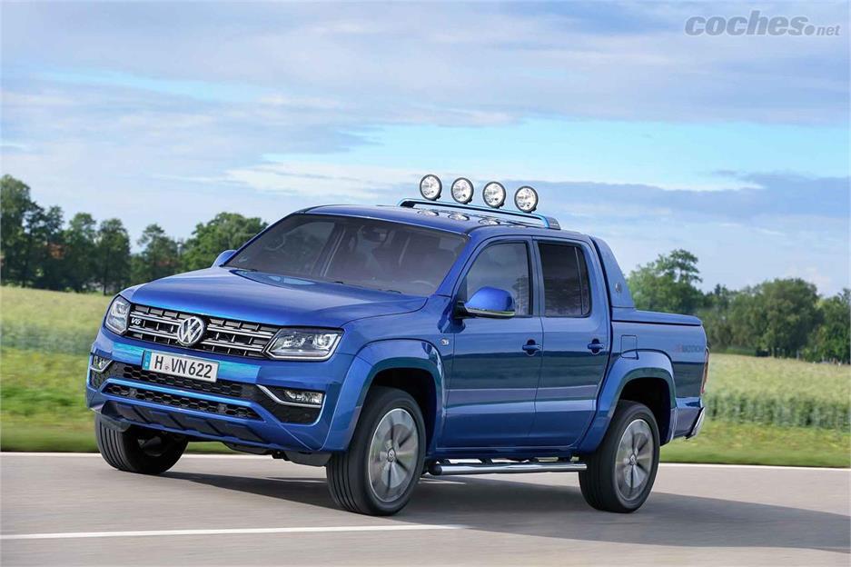 Gran año para VW Vehículos Comerciales