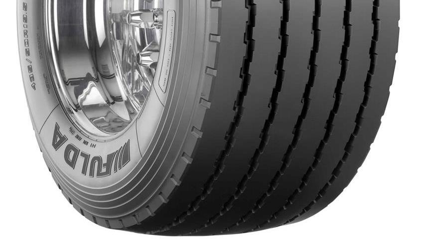 Fulda ofrece nuevos tamaños de neumático