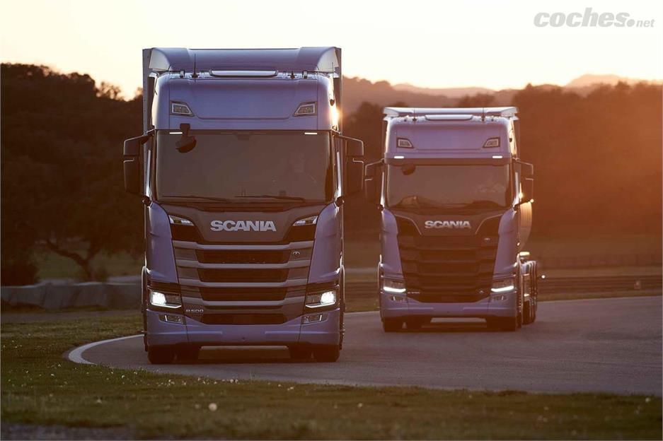 Nuevos Serie R y Serie S de largo recorr