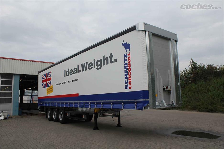 Schmitz Cargobull y el remolque global