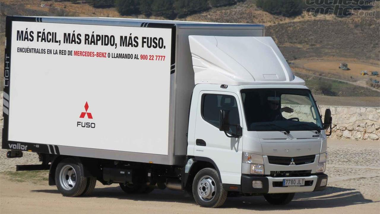 Fuso Canter 13S35 Duonic