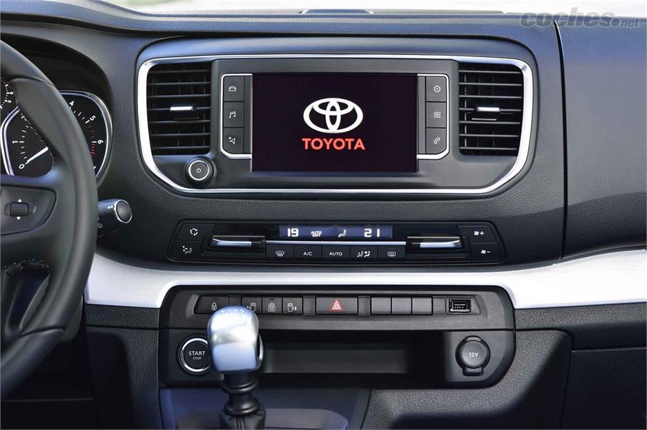 2016 Maxima Interior >> Toyota Proace Verso, Ya hay precios | Noticias Coches.net