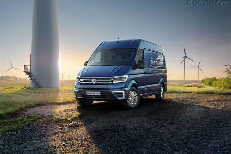 El Crafter De Volkswagen Van of the Year