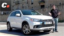 Mitsubishi ASX 220 DI-D 6AT 4WD: Mucho nombre para mucho SUV
