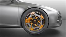 """Continental reinventa la rueda con """"New Wheel"""""""