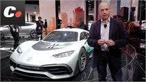 Mercedes-AMG Project One en el Salón de Frankfurt 2017