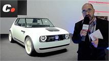 Concept cars eléctricos, híbridos y autónomos en Frankfurt 2017