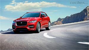 ¿Enamorado del Jaguar F-Pace?